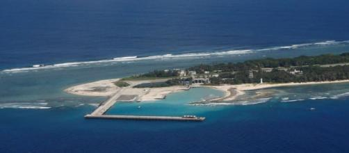 South China Sea is Potential Flashpoint as Trump Takes Office - voanews.com