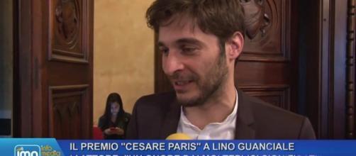 VIDEO. Il premio 'Cesare Paris' a Lino Guanciale, l'attore: «Un ... - infomedianews.it