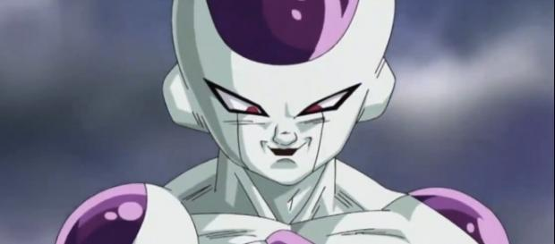 After getting revived, Frieza will fight for Universe 4 through the manipulation of its God of Destruction name Quitela. - animecage.com