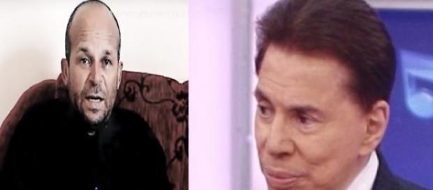 Carlinhos dá entrevista bombástica sobre Silvio Santos