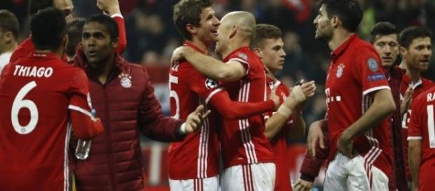 Champions League: Bayern Munich v Arsenal plus Real Madrid v ... - bbc.co.uk