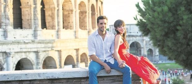 Cherry Season - La stagione del cuore: viaggio di nozze a Roma per Ayaz e Oyku
