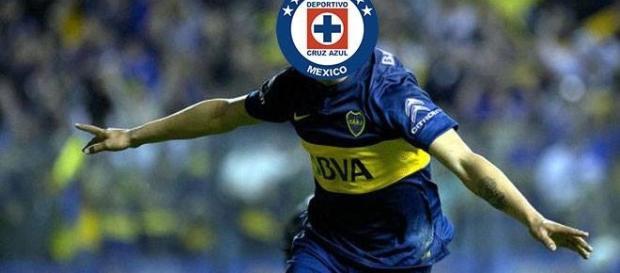 Cruz Azul, quiere a un goleador de Boca Juniors para la próxima temporada