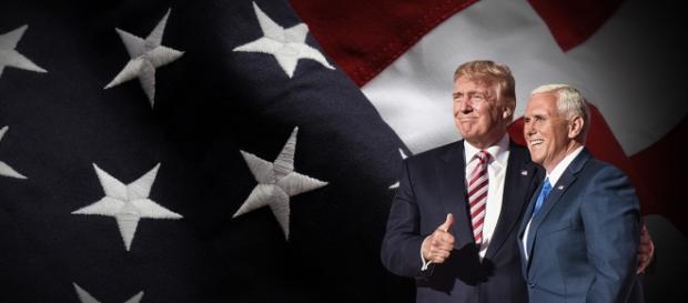 Donald Trump and VP Pence - Wikimedia