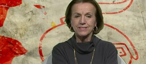 Elsa Fornero, ex ministro del Lavoro durante il Governo Monti