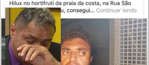 Filho de Tiririca foi alvo de boato de prisão - Google