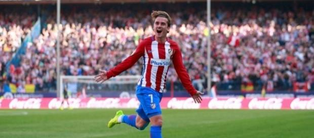 Griezmann anunció que seguirá en el Atlético | TyC Sports - tycsports.com