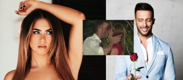 Jessica Paszka (gr. Bild, li.) lernt bald Domenico kennen. Doch der hat bereits bei RTL2 Anne geküsst. Fotos: RTL / Arya Shirazi; TVNow