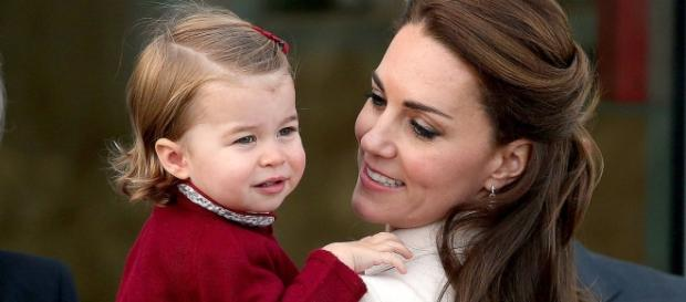 Kate Middleton is raising the kids as normal as possible. Photo: Blasting News Library - usmagazine.com