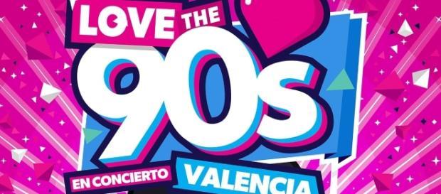 Love The 90s de Valencia supera en 2000 personas al Concierto de Madrid