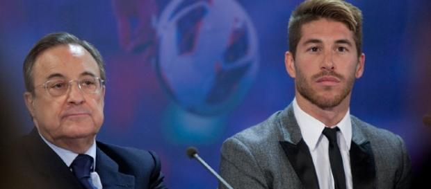 Man United target Sergio Ramos wants to leave Real Madrid; Fallen ... - 101greatgoals.com