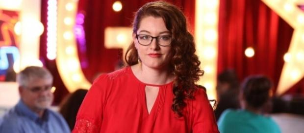 "Mandy Harvey earned Simon Cowell's golden buzzer on ""America's Got Talent."" (Facebook/Mandy Harvey)"