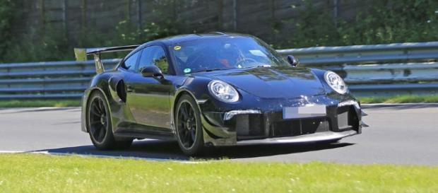 Most extreme Porsche 911 GT2 due this year with 700bhp turbo ... - autocar.co.uk