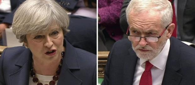 PMQs: Jeremy Corbyn and Theresa May on Brexit means Brexit - BBC News - bbc.co.uk