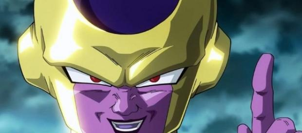 The character of Frieza, from Dragon Ball Super