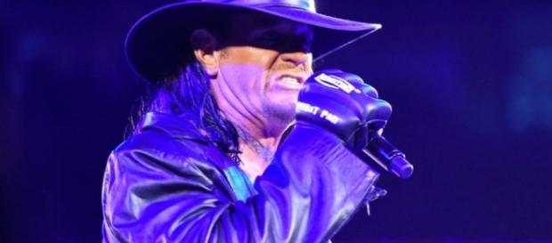 The Undertaker photo via BN Library