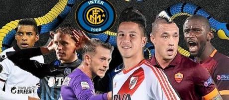 Calciomercato Inter: il punto su sei obbiettivi dei nerazzurri