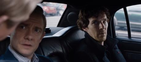 Sherlock: Series screencap from Sherlock via Youtube