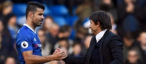 Conte has told Costa to go/ EPA