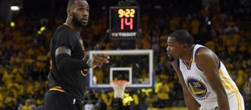 Durant is closer to ending Lebron's reign - The Big Lead - thebiglead.com