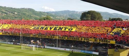 Il Benevento conquista una storica promozione in serie A