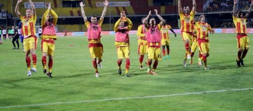 Il Benevento raggiunge il Napoli in Serie A