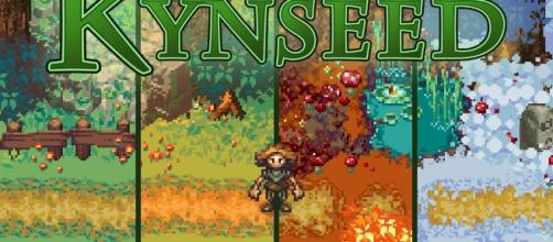 Kynseed - 2D sandbox adventure from ex-Lionhead - PitchBlack's Gameplays/YouTube screencap