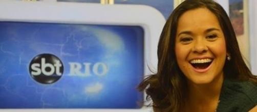 Isabele Benito bate boca com Paulo Melo (Foto: Divulgação)