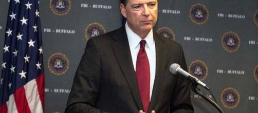 James Comey to testify before Sentate Intelligence Committee. - flickr.com