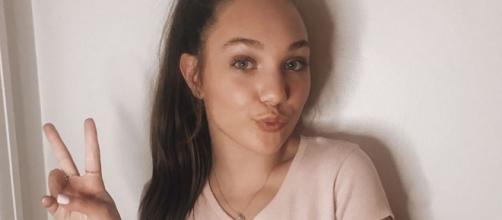 Maddie Ziegler announces new modeling career - Maddie Ziegler/instagram