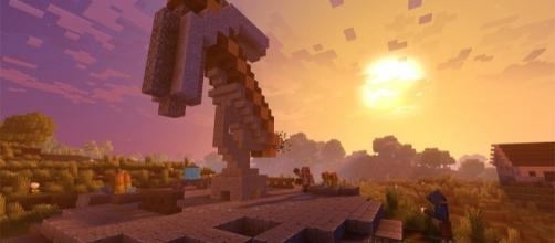 Minecraft cross-play is coming to Xbox One, Nintendo Switch, mobile, and Windows 10 PC. / Image used with permission from Mojang (fair use)