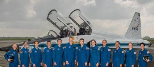 NASA's new 2017 astronaut class. - NASA