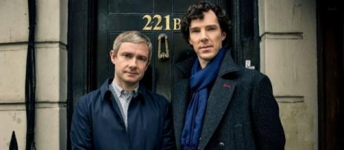"New Sherlock is at least a ""couple of years"" away - PBS"
