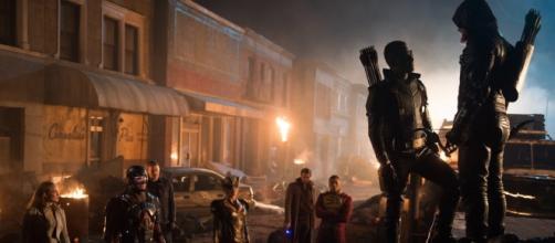 """Primeras imágenes del """"Old Man Arrow"""" en Legends of Tomorrow ... - elvocero.com"""