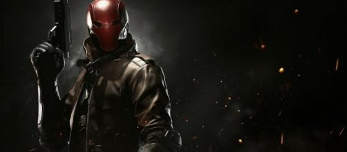 """Red Hood is confirmed to arrive on Tuesday, June 13 on """"Injustice 2"""" (via YouTube/Injustice)"""