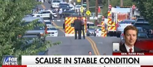 Sparatoria nei pressi di Washington: ferito Steve Scalise, capogruppo dei Repubblicani al Congresso