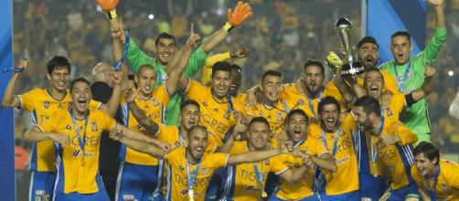 Tigres de la U.A.N.L. Campeón Clausura 2016
