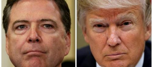 Trump fires FBI chief Comey; Democrats allege interference in ... - japantimes.co.jp