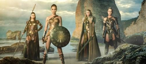 Wonder Woman 75th Anniversary Celebration Includes New Look, Comic ... - pinterest.com