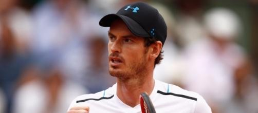 World number one tennis player Andy Murray. - Photo by Twitter/@BritishTennis