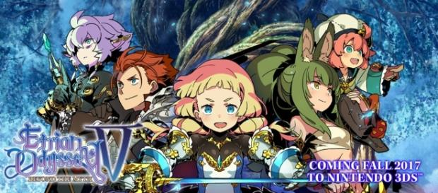 Etrian Odyssey V, Radiant Historia: Perfect Chronology and Strange ... - nintendowire.com