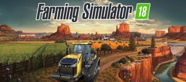 Farming Simulator 18 PS Vita & 3DS versions retail and digital ...screencap from daggerwin via Youtube