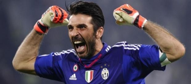 Goleiro da Juventus que foi vice-campeão da Champions League ( Foto: Reprodução)