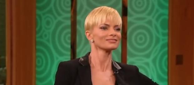 Jaime Pressly / Photo screencap from Wendy Williams via Youtube