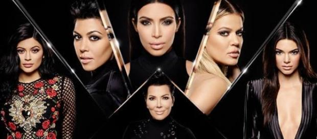 'KUWTK' cast, Kylie, Kendall and Chris Jenner, Kourtney, Kim and Chloe Kardashian.
