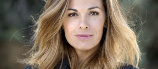La presentatrice spagnola Vanessa Incontrada.