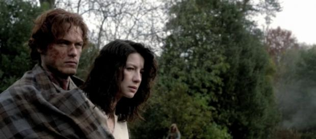 Outlander' Season 3 Spoilers: Jamie Promises to Find Claire ... - econotimes.com
