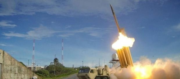 South Korea: no delay for THAAD missile deployment, despite ... - YouTube (CGTN) screenshot