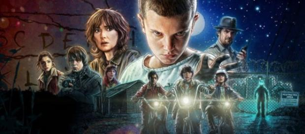 Stranger Things, Netflix's cult series, will be back with darker episodes, says member of cast (image: Blasting News Library)