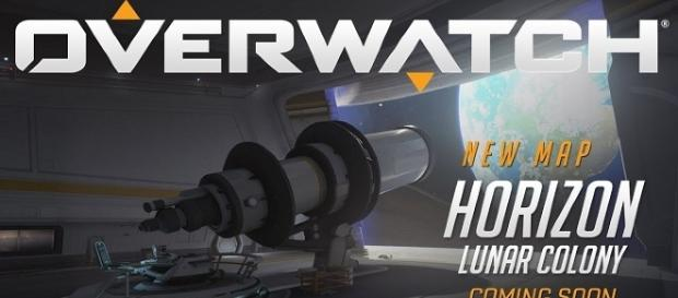 "The new ""Overwatch"" map called Horizon Lunar Colony is currently available in the game's public test realm (via YouTube/PlayOverwatch)"